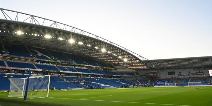 Knullig eigen doelpunt niet genoeg voor Veltman en Brighton