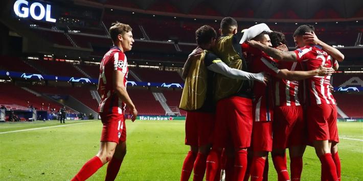 Comeback Atlético, makkelijke zege City in Marseille