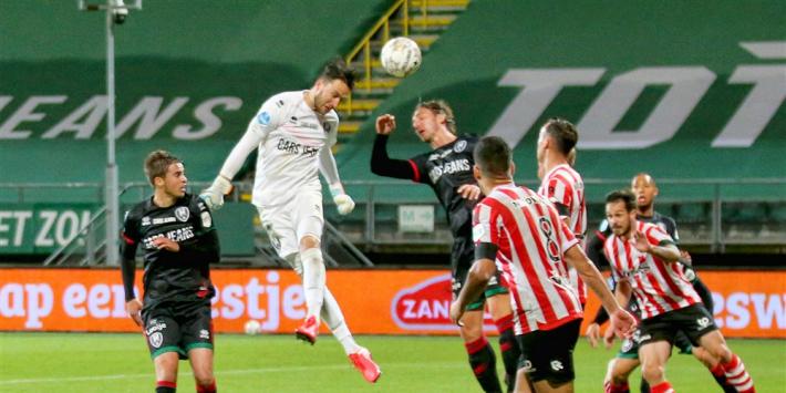 """Koopmans na goal: Ik was net Ronaldo, zo hoog kwam ik"""""""