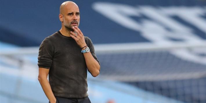 """Guardiola na enorme zeperd: """"Soms is nederlaag goed"""""""