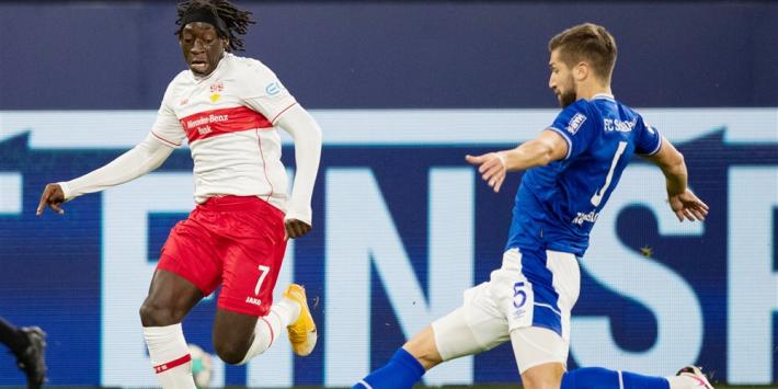 Weer geen zege, wel tweede punt van het seizoen voor Schalke