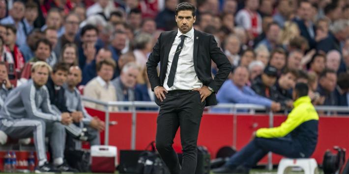 PAOK ziet trainer vertrekken vijf dagen voor duel tegen PSV