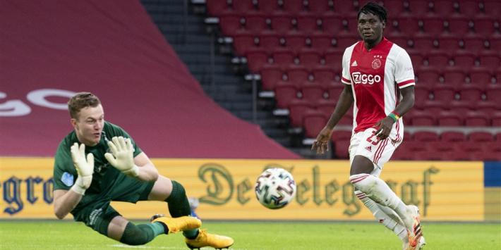 'Ajax gaat Traoré voor miljoenen aan Shakhtar Donetsk verkopen'