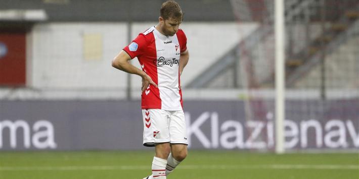 """Teleurstelling bij FC Emmen: """"We hadden gewoon moeten winnen"""""""