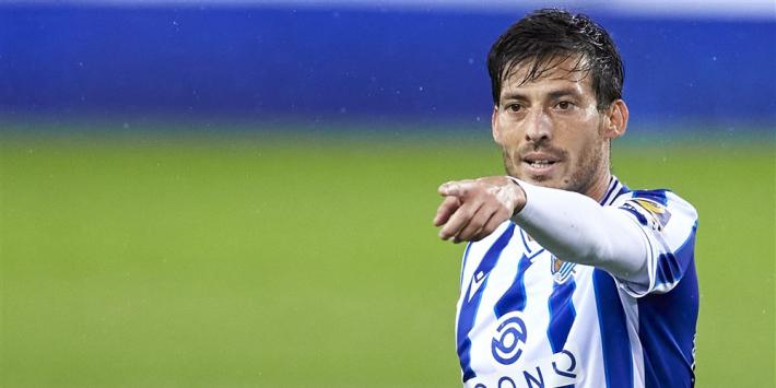 Real Sociedad mist geblesseerde Silva tegen AZ