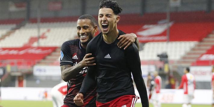'PEC Zwolle laat oog vallen op bij jonge aanvallers Feyenoord'