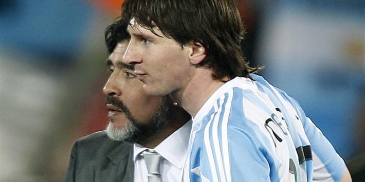 Social media: buitenland reageert op het overlijden van Maradona