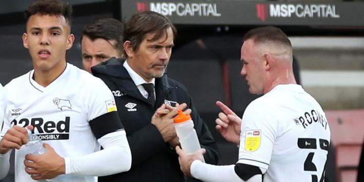 """Rooney bedankt Cocu: """"Maar er was verandering nodig"""""""