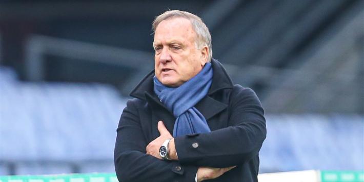 """Advocaat krijgt te weinig met Feyenoord: """"Waren dominant"""""""
