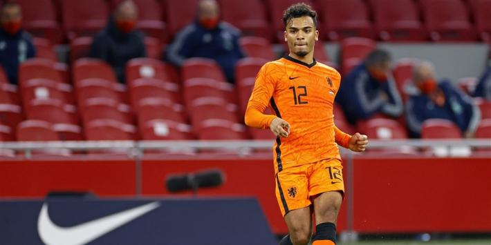 Ambitieuze Wijndal wil vaste linksback Oranje worden