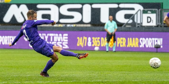 FC Groningen legt ervaren Van Hintum jaar langer vast