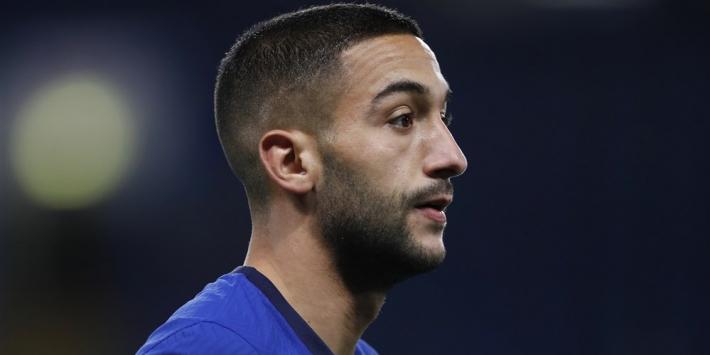 """Hazard inspiratiebron voor Ziyech: """"Een speler van wereldklasse"""""""