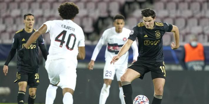 'Clubs trekken aan Ekkelenkamp, maar Ajax wil verlengen'