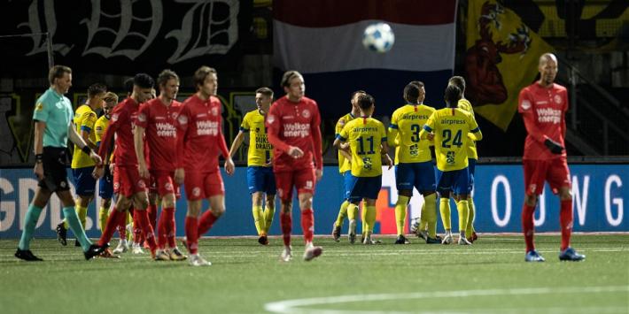 """Almere City vernederd in Leeuwarden: """"Een complete off-day"""""""