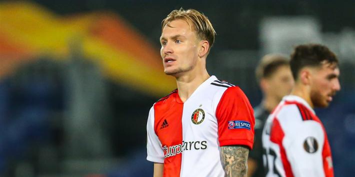 Diemers mag na één seizoen alweer weg van Feyenoord