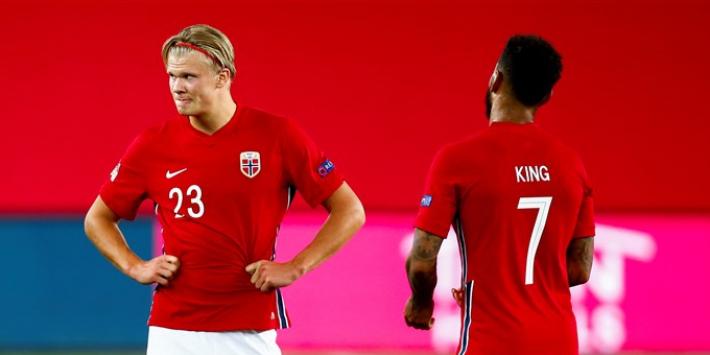 Noorwegen krijgt reglementaire 3-0 nederlaag toegewezen