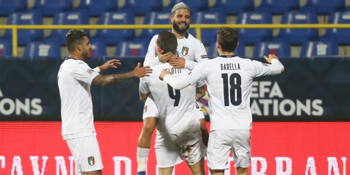Italië maakt karwei af en stoot door naar Final Four