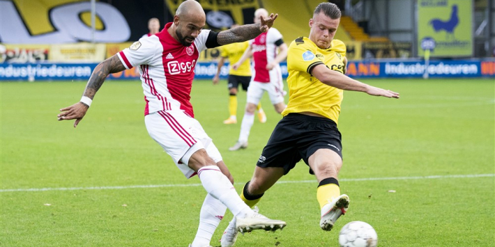 Ajax met Klaiber, Martínez en Antony tegen FC Emmen