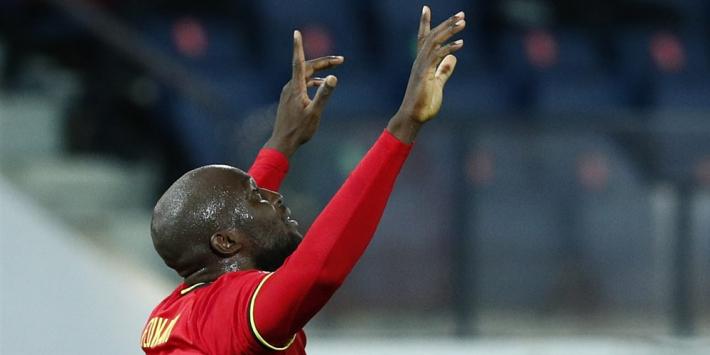 Topscorer Lukaku vindt de Belgische ploeg veelzijdiger geworden