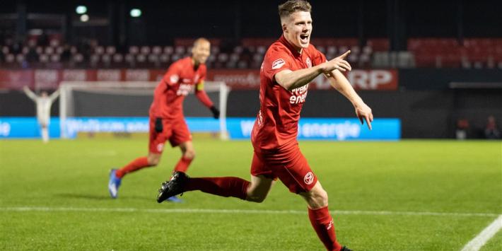 Koploper Almere City soeverein naar zege in duel met GA Eagles