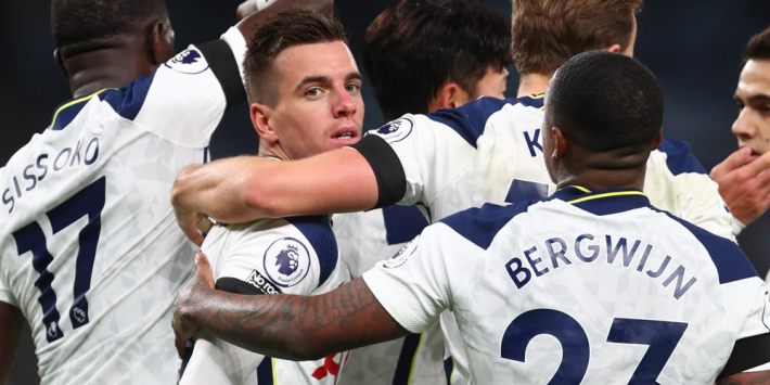 Effectief Tottenham koploper na zege op kansenmissend City