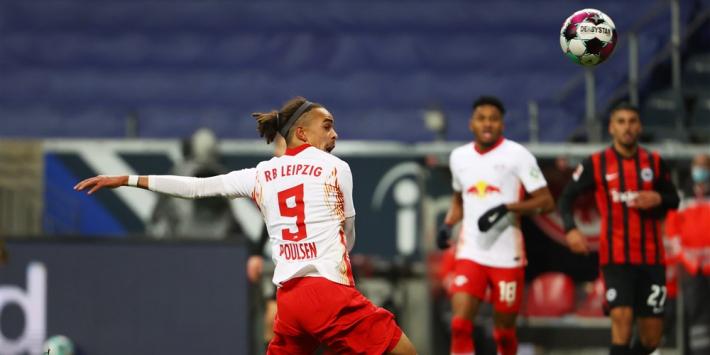 Leipzig profiteert ondanks wereldgoal niet van gemors Bayern