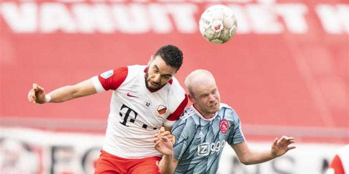 Ajax tegen FC Utrecht kraker tussenronde KNVB Beker