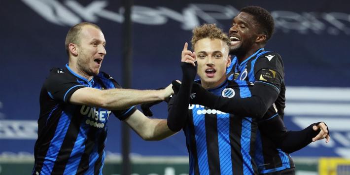 Lang met omhaal goud waard voor Club Brugge
