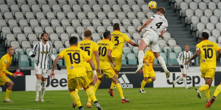 """Pirlo-stijl bevalt De Ligt: """"Ik houd ervan, het is net als bij Ajax"""""""