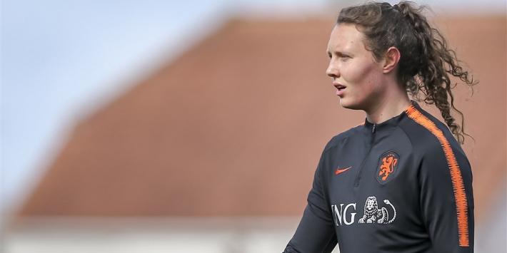 Ajax lijdt in Eredivisie Vrouwen eerste nederlaag van seizoen