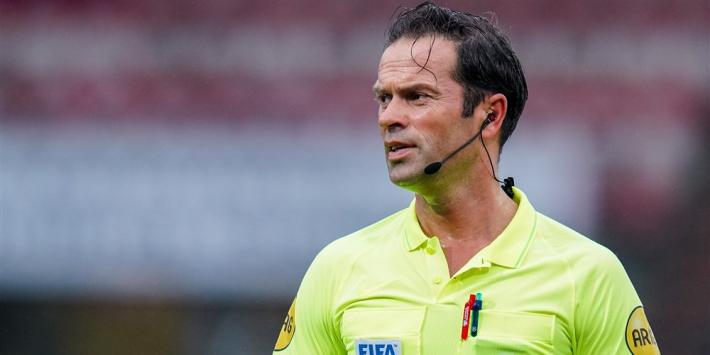 Nijhuis fluit AZ - Ajax, Higler krijgt Feyenoord - PSV