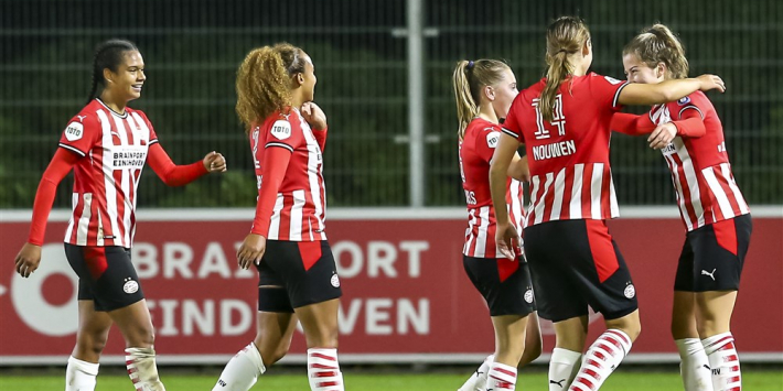 Vrouwen PSV loten FC Barcelona, Ajax tegen Bayern München