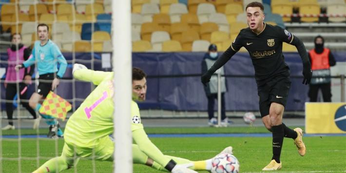 """Dest zei nee tegen Bayern: """"Barça mijn droomclub"""""""