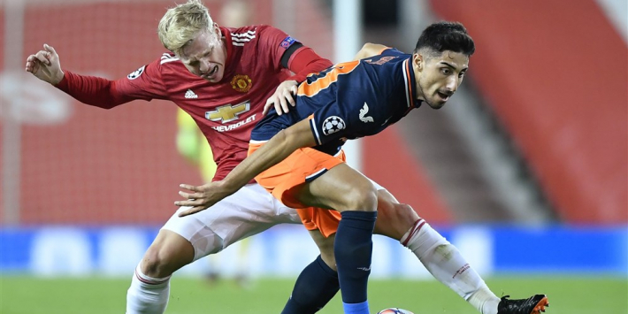United-legendes lyrisch over uitblinker Van de Beek