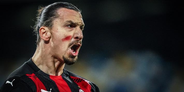 """Ibrahimovic denkt serieus aan rentree bij Zweden: """"Ja, ik mis het"""""""