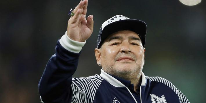 Social media: Nederland reageert op het overlijden van Maradona