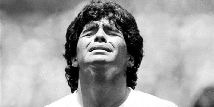 Alles over het overlijden van Diego Armando Maradona (60)