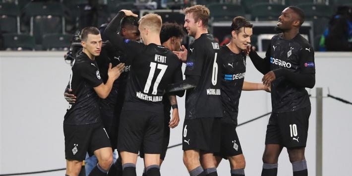 Mönchengladbach zet met ruime zege de toon voor Inter en Real