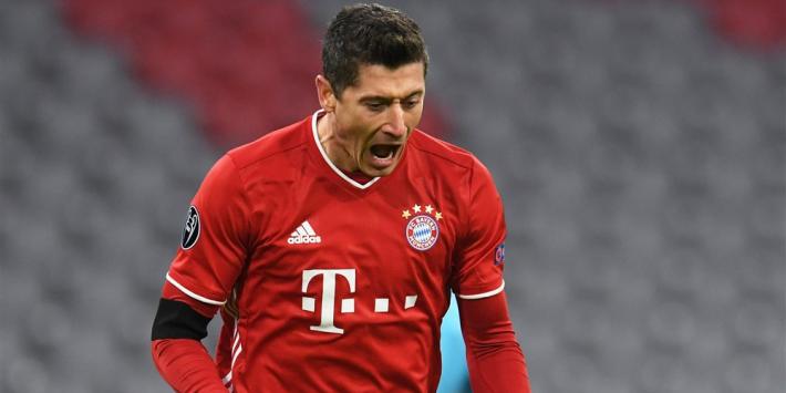 Bayern overwintert, Atlético en Lokomotiv strijden om ticket twee