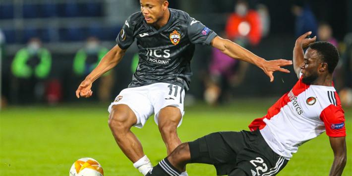 'Feyenoord op zoek naar rechtsback, Geertruida naar het centrum'