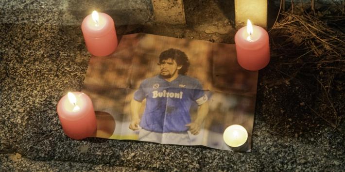 Advocaat Maradona boos op zorg: het ging al slecht met Pluisje