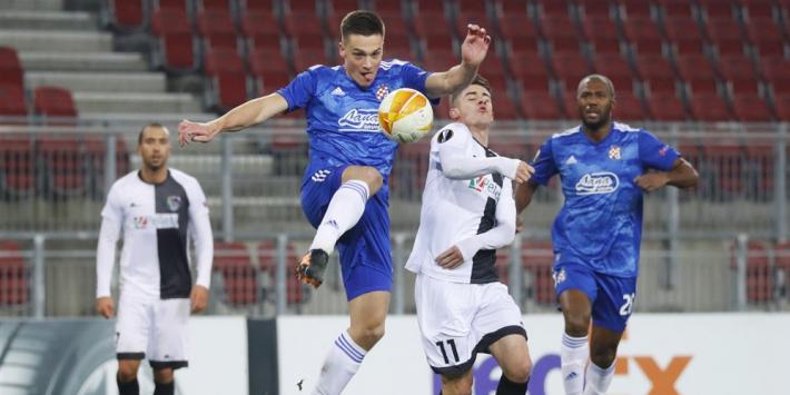 Dinamo Zagreb blijft op pole position, Feyenoord tweede