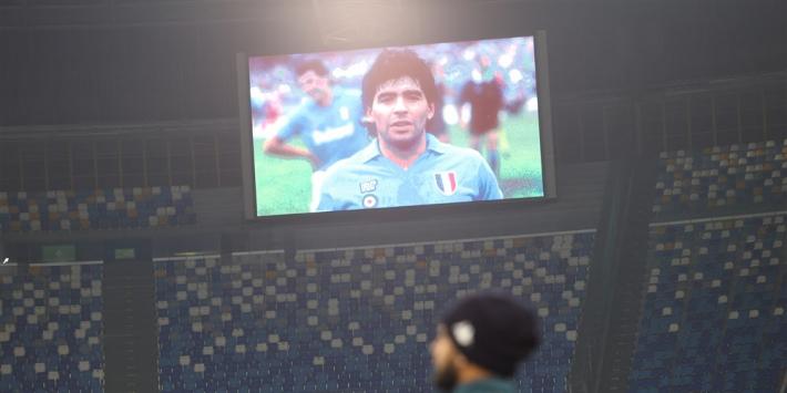 Officieel aangeklaagde lijfarts Maradona ontkent beschuldigingen