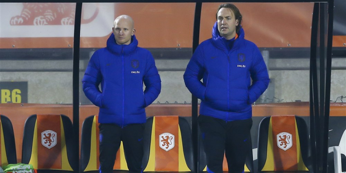 """Veurink staat open voor bondscoachschap: """"Maar is aan KNVB"""""""