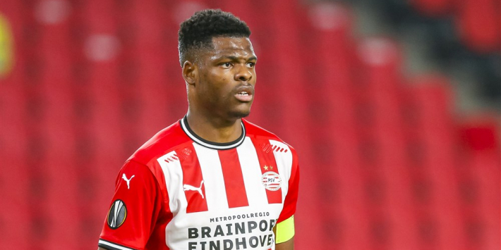 """Perez verbaasd over Dumfries-situatie bij PSV: """"Amateuristisch"""""""