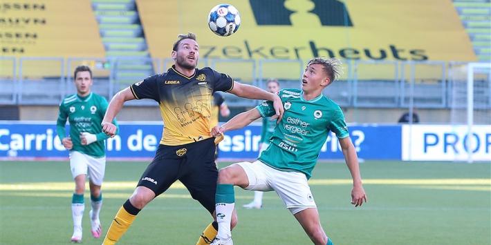Roda JC verlengt ongeslagen thuisreeks tegen Excelsior