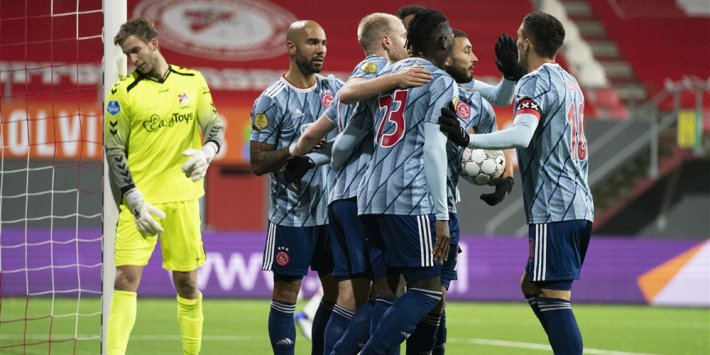 Gisteren gemist: Ajax wint, Atalanta, Real Madrid én PSG niet