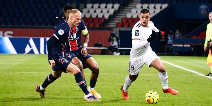 PSG morst weer en zet de deur open voor Lille en Botman