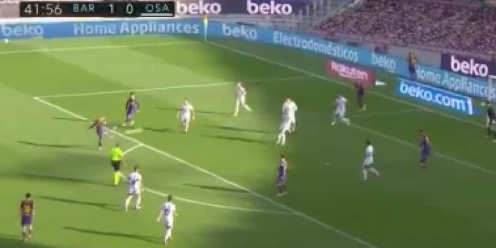 Video: Griezmann solliciteert met volley naar 'Goal van het Jaar'
