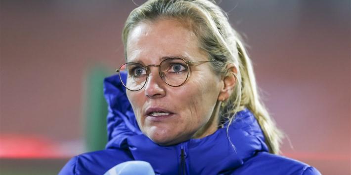 Wiegman ontbreekt ook tegen Kosovo bij Leeuwinnen